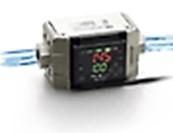 KEYENCE流体非接触型电极电磁式流量传感器操作模式FD-M10AYP