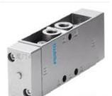 简单介绍FESTO电控或气控阀MFH-5/3E-1/4-B