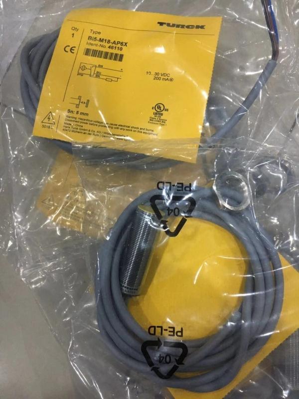 批发采购TURCK连接线和插座WKC4T-3/TEL