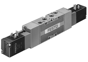 费斯托FESTO电磁阀MVH-5/3G-1/8-S-B信息