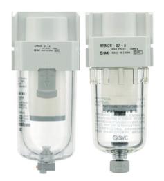 SMC油雾分离器AFM30-03D-2-A应用特点
