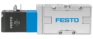 费斯托FESTO电磁阀MVH-5-1/8-B资料解析