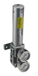 SMC气缸定位器IP200-150的操作演示