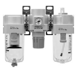 现货供应:SMC气源三联件AC50-10-B