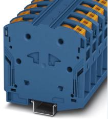 菲尼克斯PTPOWER 50 BU大电流端子操作误区