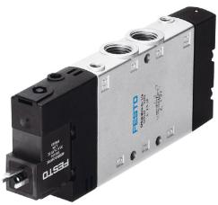 费斯托FESTO电磁阀CPE18-M3H-5L-1/4作用
