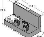 RSS4.5-PDP-TR 6601590,德国图尔克接口模块,进口产品