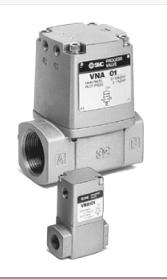 SMC气控阀VNA401A-25A的结构特点分析