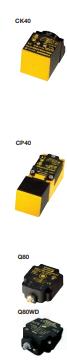 好质量TURCK电感式传感器BI4U-M12-AP6X-H1141