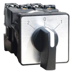 施耐德K2F003UCHC凸轮开关的防护等级
