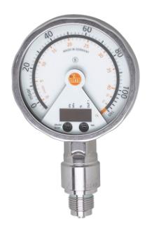 易福门IFM压力传感器PG2489的详细资料