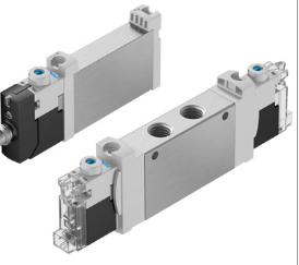 FESTO电磁阀VUVG-S14-P53E-T-G18-1H2L-C1特性