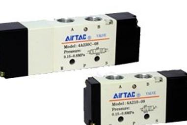 4V110-06,亚德客AIRTAC气控阀技术分析