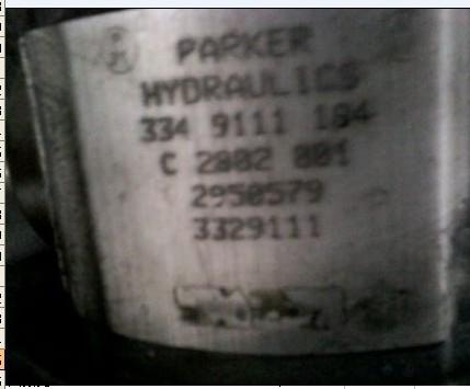 美国parker电磁线圈参数参考,341N03-496131C2