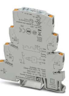PHOENIX定时继电器2901490的工作流程图