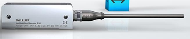 订购码BSI0003倾斜传感器,德国巴鲁夫的技术优点