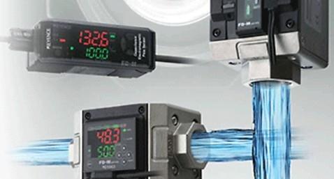 基恩士夹钳式流量计主要特点FD-R125