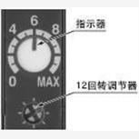 松下手动设定光纤传感器操作方式FX-311