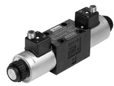 parker电磁方向阀的基本参数,D3W020BNJW42