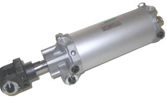 喜开理CKD双作用圆形气缸;SCA2-TC-50B-75Y