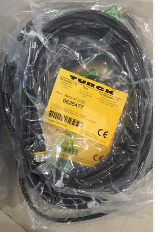 6626477 RKC4 4T-3/TEL,TURCK连接电缆有图