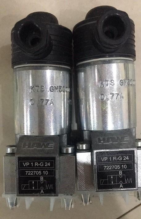 HAWE液控单向阀HRP 4 V-GZ 3-0 B 0,4-G 24-PYD
