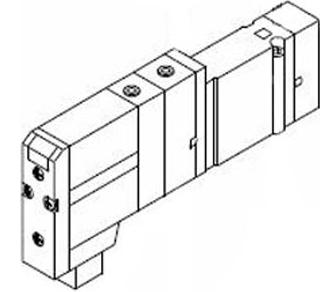 日本SMC电磁阀SV2100-5FU的技术解答及特点