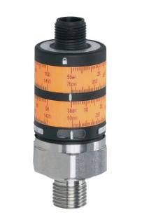 标准操作  易福门IFM压力传感器PK7522