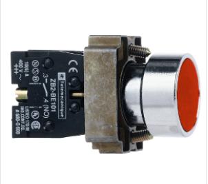 施耐德schneider平头按钮XB2BA42C检测标准