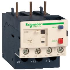 施耐德schneider热过载继电器LRD10C技术要求