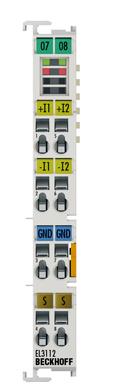 BECKHOFF/倍福输出端子模块IE4112,使用电压