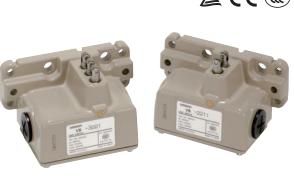 新款omron整体式限位开关VB-3121技术规格