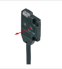 运作分析 SUNX神视EX-14A光电传感器