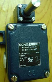 报价ZV12H236-02Z-M20施迈赛SCHMERSAL行程开关