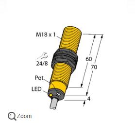 原装图尔克BC5-S18-Y1X传感器的适用场合