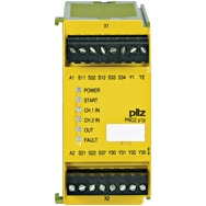 功能介绍PILZ皮尔兹安全继电器777301