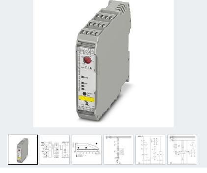 德国菲尼克斯2900414混合型电机起动器,优势总览
