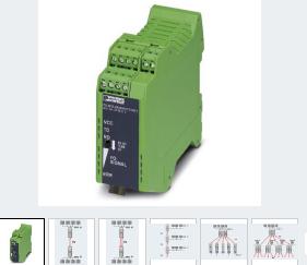 描述PHOENIX转换器订货号:2708313,技术数据