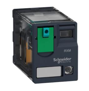 schneider继电器RXM4AB2BD选择要点