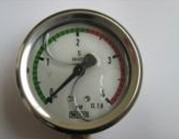 贺德克HM63-250-B-G1/4-FF压力表操作步骤