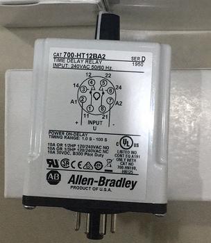 AB罗克韦尔控制继电器700-HT12BA2讲解