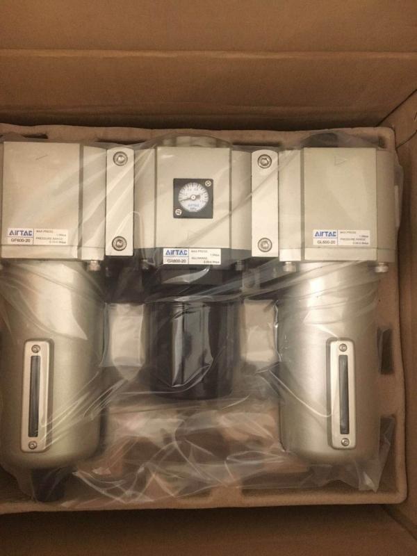 亚德客三联件价格好GR600-20+GL600-20+GF600-20