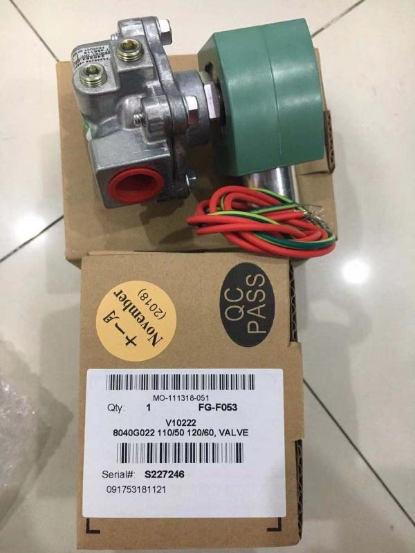 ASCO电磁先导阀现货19000018  48DC 115/50AC  120/60