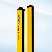 sick安全光幕发射器C4C-SA19510A10000优势