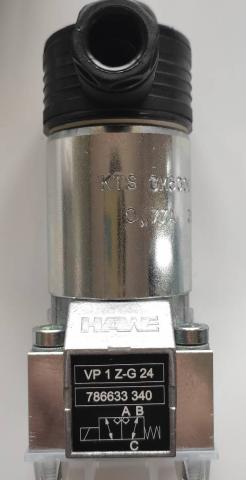 德国HAWE/哈威截止式换向阀VP1Z-G24价格了解
