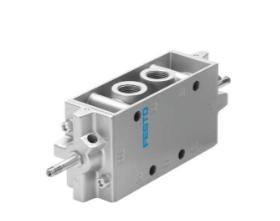 费斯托FESTO电磁阀MFH-5-1/2-S标准操作