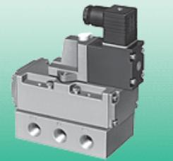 使用特点喜开理CKD电磁阀4F710-25-L-DC24V