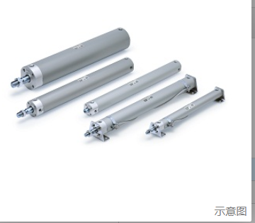 SMC气缸CDG1BN80-10Z产品样本