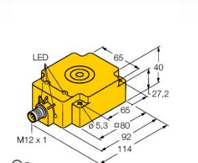 图尔克TNLR-Q80-H1147读写头的使用须知