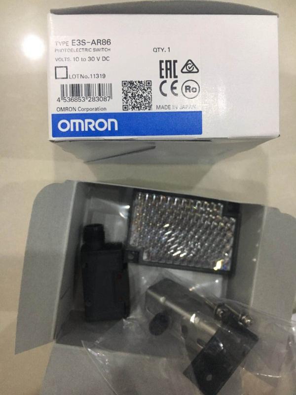 欧姆龙EE系列槽型传感器,omron传感器应用